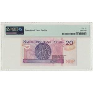 20 złotych 1994 - FW - PMG 66 EPQ