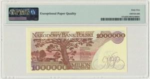 1 milion złotych 1991 - E - PMG 65 EPQ