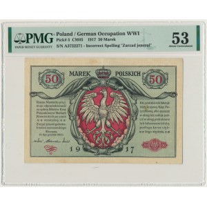 50 marek 1916 Jenerał - PMG 53