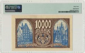 Gdańsk 10.000 marek 1923 - PMG 64