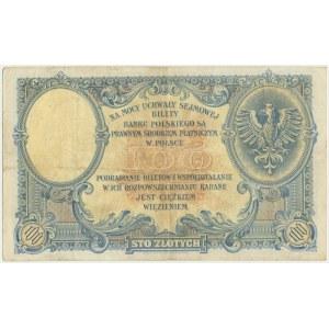100 złotych 1919 - S.B -