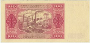 100 złotych 1948 - GF - BEZ RAMKI