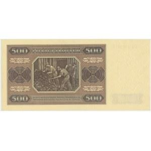 500 złotych 1948 - BH -