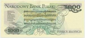 5.000 złotych 1982 - CK -