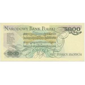 5.000 złotych 1982 - CG -