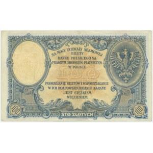 100 złotych 1919 - S.A -