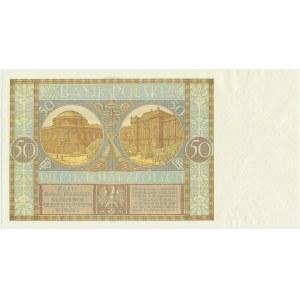 50 złotych 1929 - Ser.EC. -