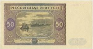 50 złotych 1946 - S -