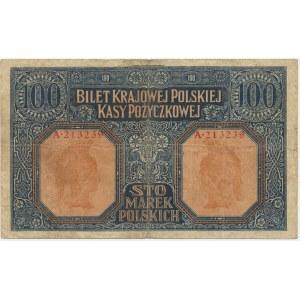 100 marek 1916 Jenerał - 6 cyfr -