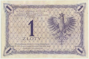 1 złoty 1919 - S.21 D -