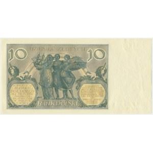 10 złotych 1929 - FF. -