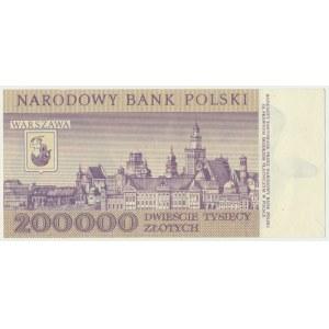 200.000 złotych 1989 - D -