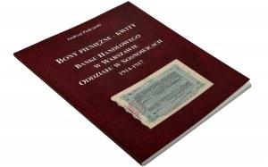 A. Podczaski - Bony pieniężne - kwity Banku Handlowego w Warszawie Oddziału w Sosnowcach 1914-1917