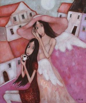 Grzegorz Ptak, Nocne anioły, 2008