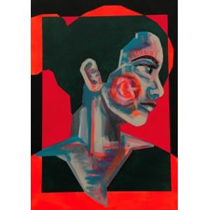 Sławomir Danielski, Szczęścia milimetr z cyklu Street-pop, 2020