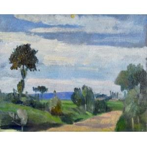 Jan Wojnarski (1879-1937), Niedźwiedza, 1921 r.