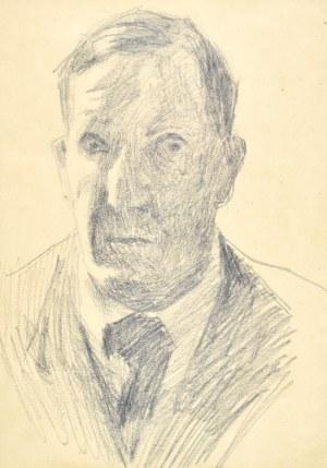 Stanisław Kamocki (1875-1944), Autoportret - popiersie artysty