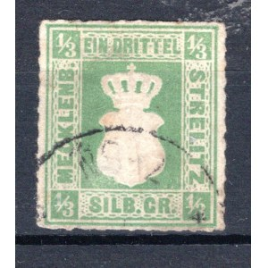 German State Mecklenburg and Strelitz