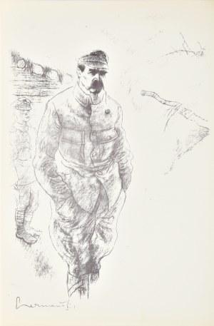 Zdzisław Czermański (1900-1970), W okopach. Rok 1914