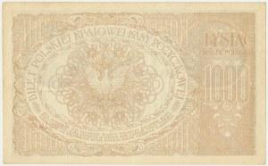 1.000 marek 1919 - Ser. ZAF -