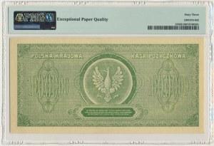 1 milion marek 1923 - L - PMG 63 EPQ