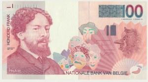 Beglium, 100 francs (1994-97)