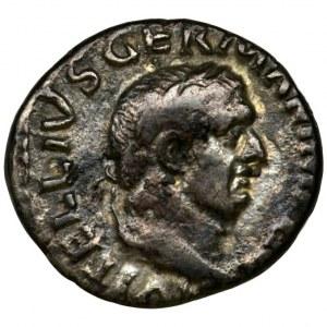 Cesarstwo Rzymskie, Witeliusz, Denar - RZADKI