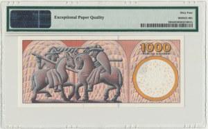 Denmark, 1.000 kroner 1998 - PMG 64 EPQ