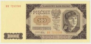 500 złotych 1948 - BY -