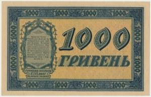 Ukraina, 1.000 hrywien 1918 - A -
