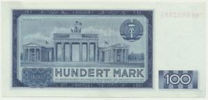 Germany (DDR), 100 mark 1964