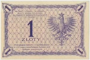 1 złoty 1919 - S.35 B -