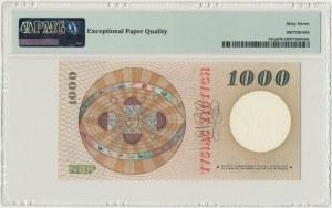 1.000 złotych 1965 - S - PMG 67 EPQ