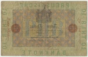 Germany (Kingdom of Prussia), 10 thaler 1856 - RARE