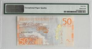 Sweden, 50 kronor (2015) - PMG 65 EPQ