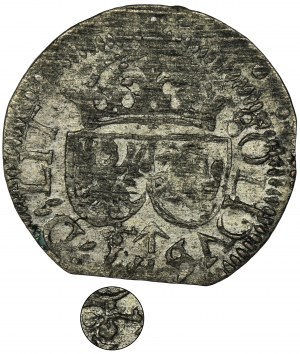 Zygmunt III Waza, Szeląg Wilno 1614 - BARDZO RZADKI