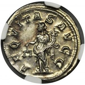 Roman Imperial, Philip II, Antoninianus - NGC MS
