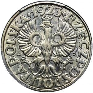 50 groszy 1923 - PCGS MS63