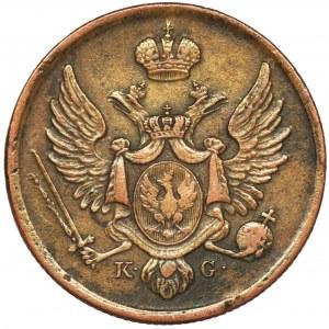 Polish Kingdom, 3 polish groschen Warsaw 1831 KG