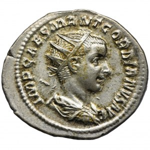 Cesarstwo Rzymskie, Gordian III, Antoninian
