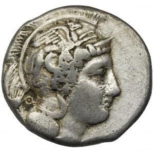 Grecja, Lukania, Velia, Didrachma