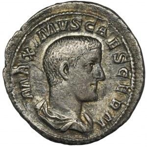 Cesarstwo Rzymskie, Maksymus, Denar - RZADKI