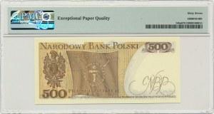 500 złotych 1974 - AA - PMG 67 EPQ