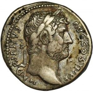 Cesarstwo Rzymskie, Hadrian, Denar