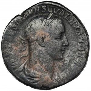 Cesarstwo Rzymskie, Aleksander Sewer, Sesterc
