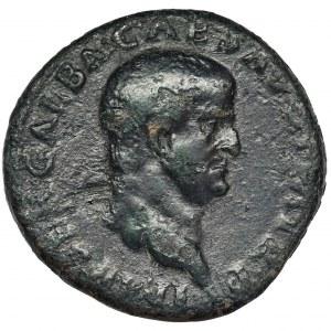 Cesarstwo Rzymskie, Galba, As - RZADKI