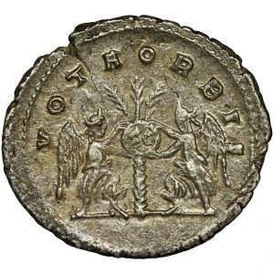 Cesarstwo Rzymskie, Walerian I, Antoninian - RZADSZY