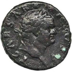 Cesarstwo Rzymskie, Tytus, As - RZADSZY