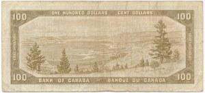 Kanada, 100 dolarów 1954