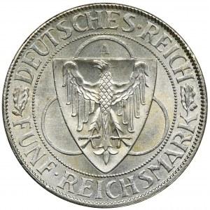 Niemcy, Republika Weimarska, 5 Marek Berlin 1930 A